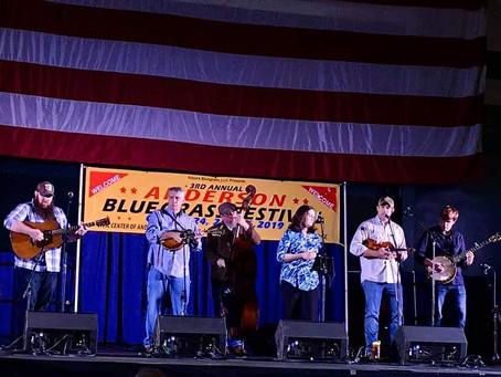 Adams Bluegrass Festival