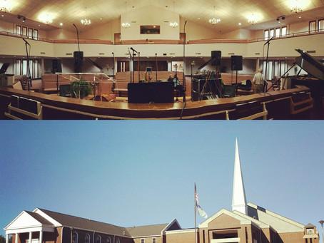 Evening Service at Rocky Knoll Baptist