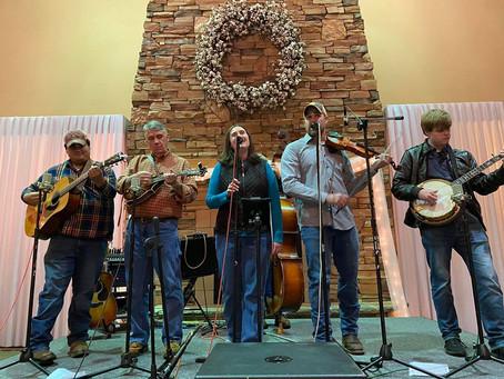 BBQ and Bluegrass Was a Blast!