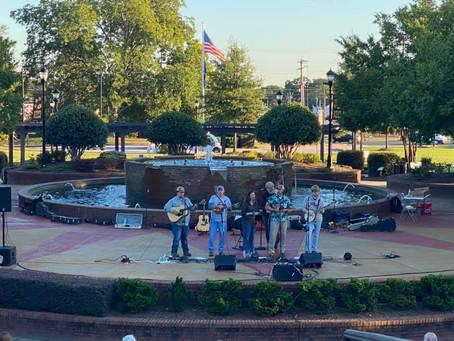 New River Bluegrass Music Fest