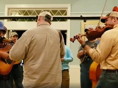 Westminster Fall Bluegrass Jam Was a Blast