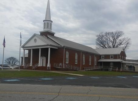 Earles Grove Baptist Church - 9/29/2019, 6PM
