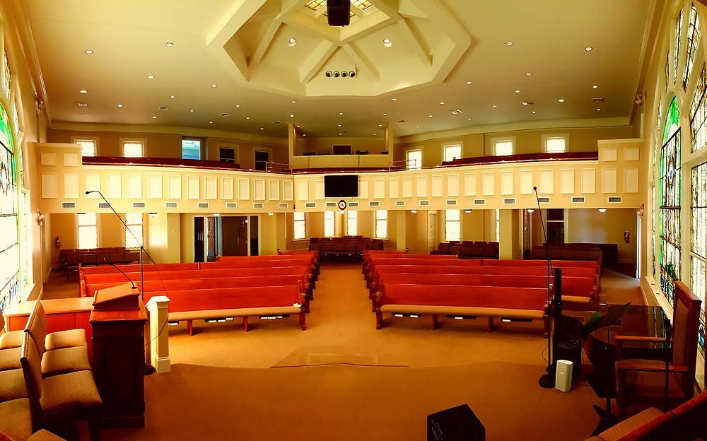 Lavonia First Baptist Church, Lavonia  GA