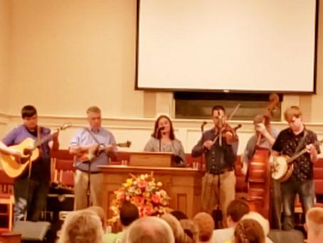 Earles Grove Baptist
