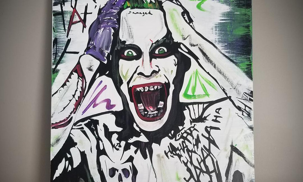 Jared Leto (Joker) 16x20