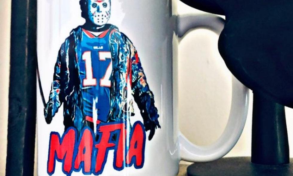 """Jason Mafia"" 15oz Mug"