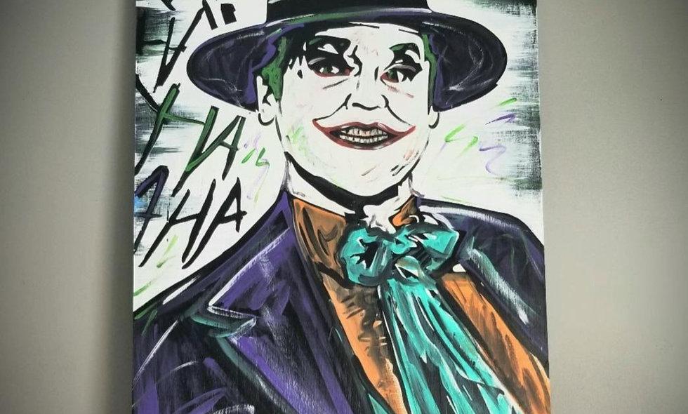 Jack Nicholson (Joker) 16x24