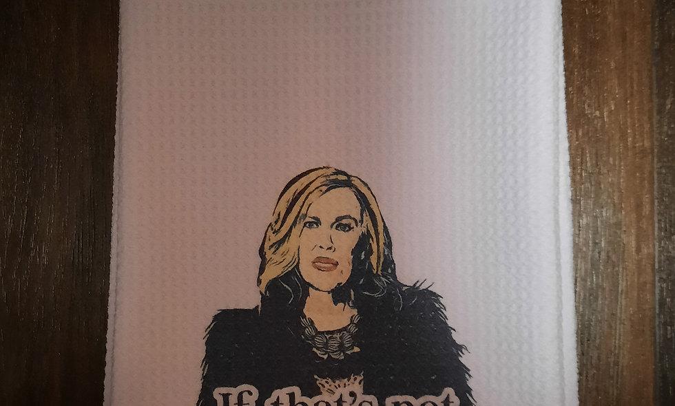 Moira Rose 16x24 Waffle Tea Towel