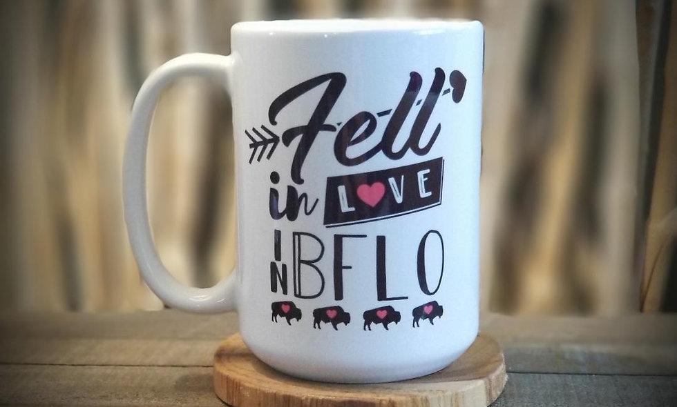 Fell In Love In Buffalo
