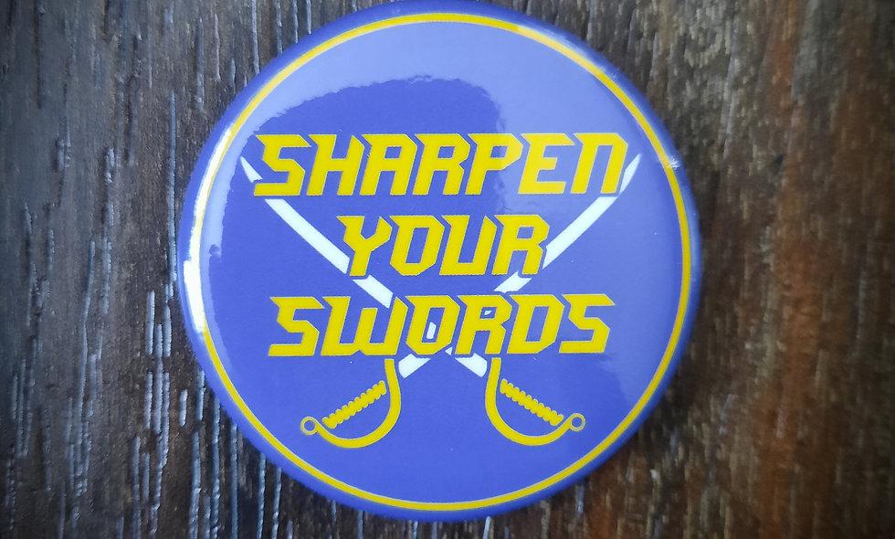 Buffalo Hockey Magnetic Bottle Opener (2.25in)