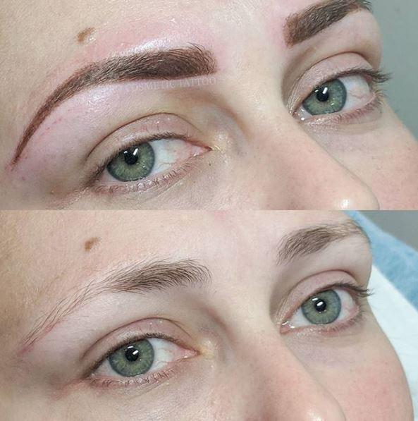 Eyebrow Tattoos in Brisbane | Feather Touch & Powder Brows