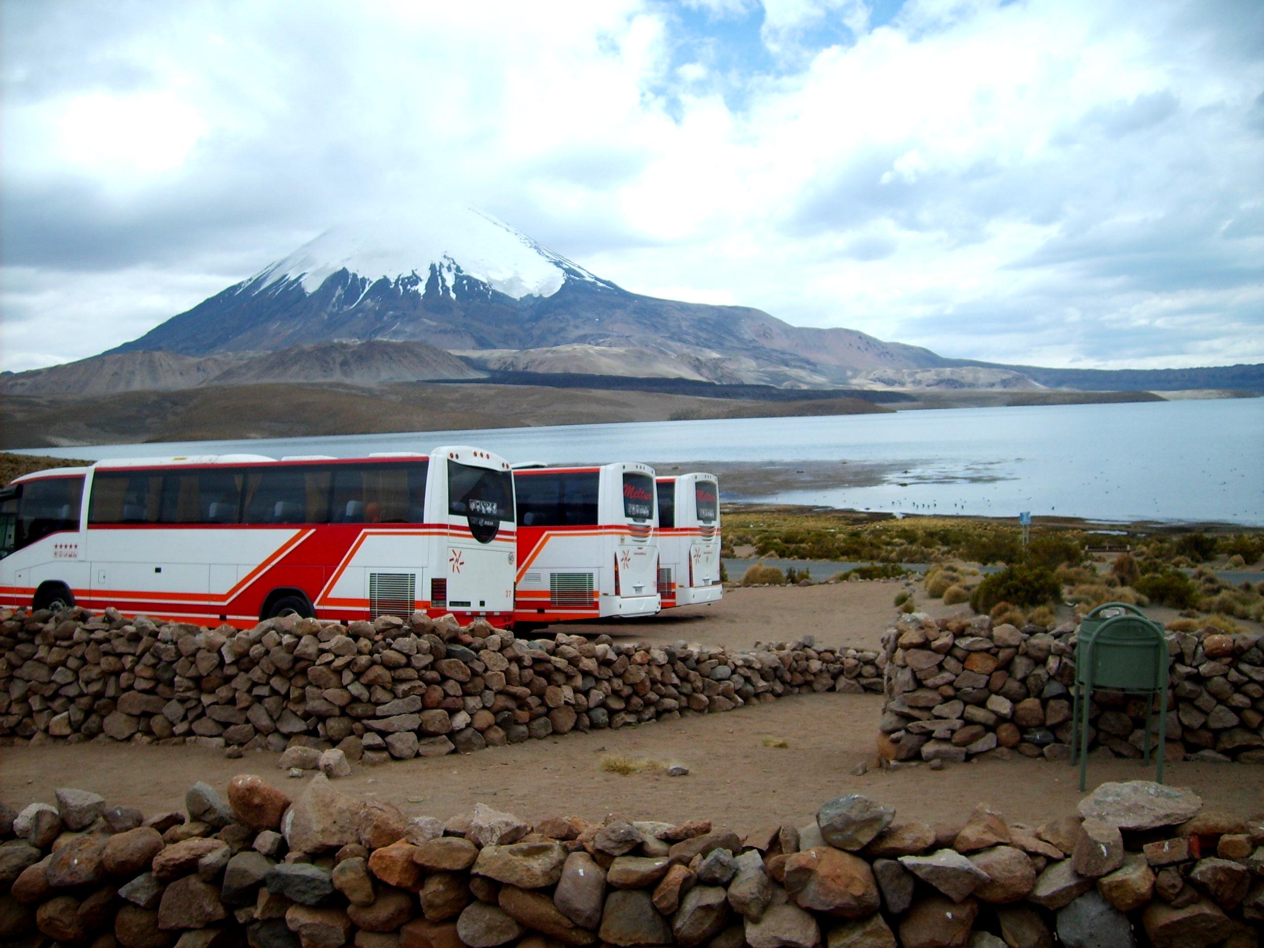 Transporte para Turismo