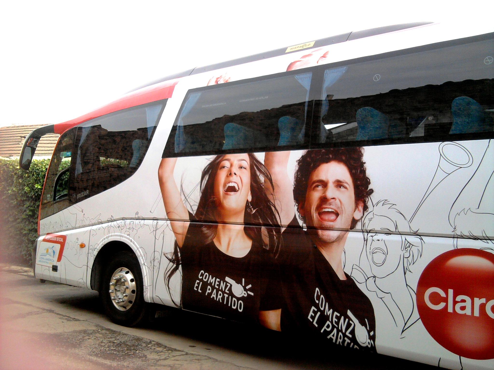 Transporte para Campañas Publicidad