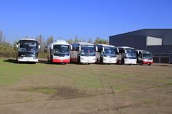 Variedad de Vehículos para tu Viaje