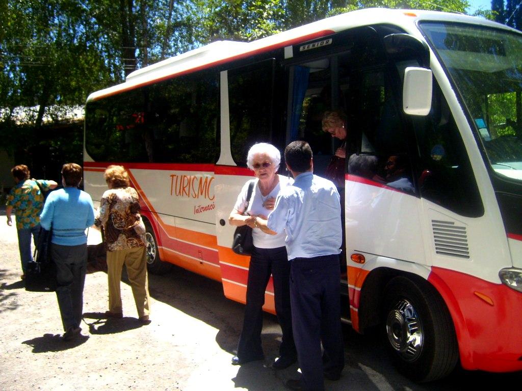 Transporte para Adulto Mayor
