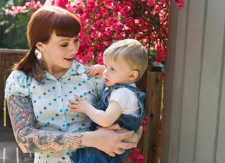 25 Easy Ways to be a Better Mom