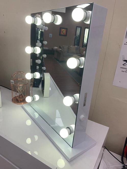 Beauty Mirror White