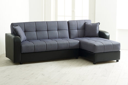 Cube Corner Settee Bed Right Hand