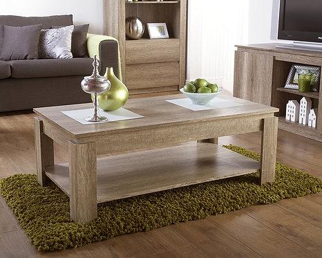 Canyon Oak Coffee Table