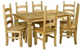 Corona Dinning set Large