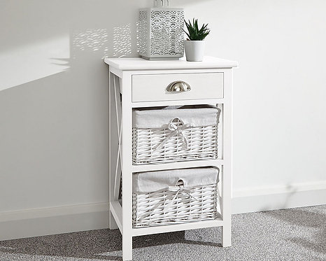 Padstow 1+2 drawer chest
