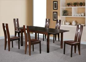 Baltic 6 Chair Dinning set