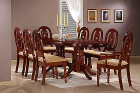 Moscow 8 Chair Dinning Set