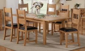 Stirling Extending Dinning table