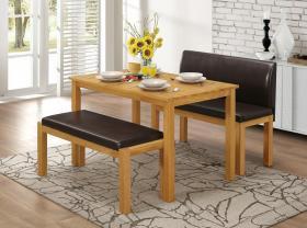 Hamra Bench Dinning Set