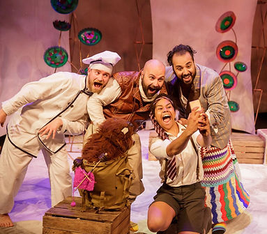 The Hunting of the Snark, A family musical adventure!