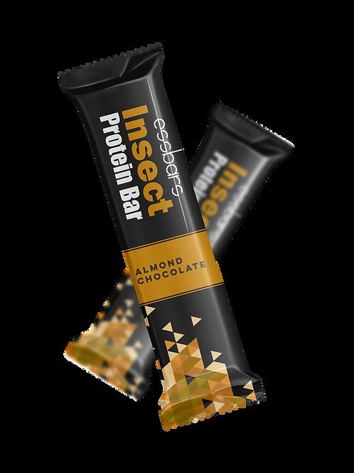 Essbars Almond Chocolate 12er Packung