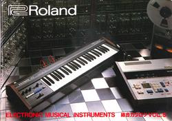 Roland Catalogue