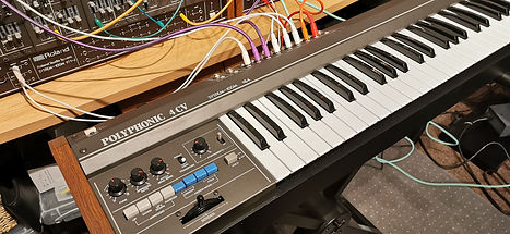 184 Polyphonic 4CV Keyboard