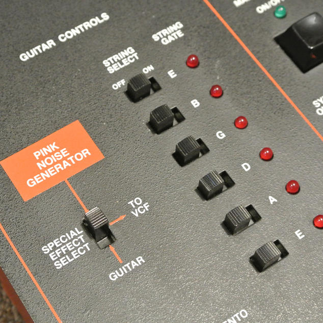 Avatar Guitar Controls