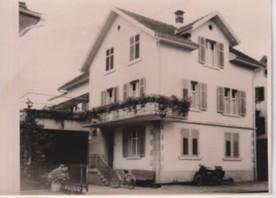 Schmitte Haus Balkonblumen