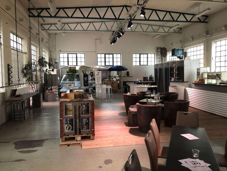 insider LOFT Ausstellung APE industrial Style