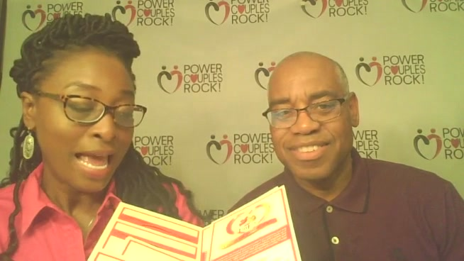 Black and Married with Kids Takeover with Carlos and Katherine Greene of Power Couples Rock! www.powercouplesrock.com for our podcast. Let's Power Up! Thanks Lamar and Ronnie Tyler.
