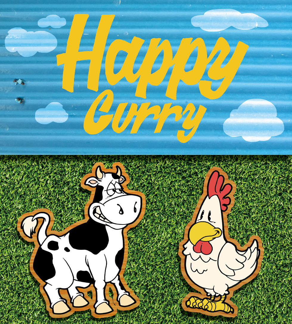 Happy-Curry