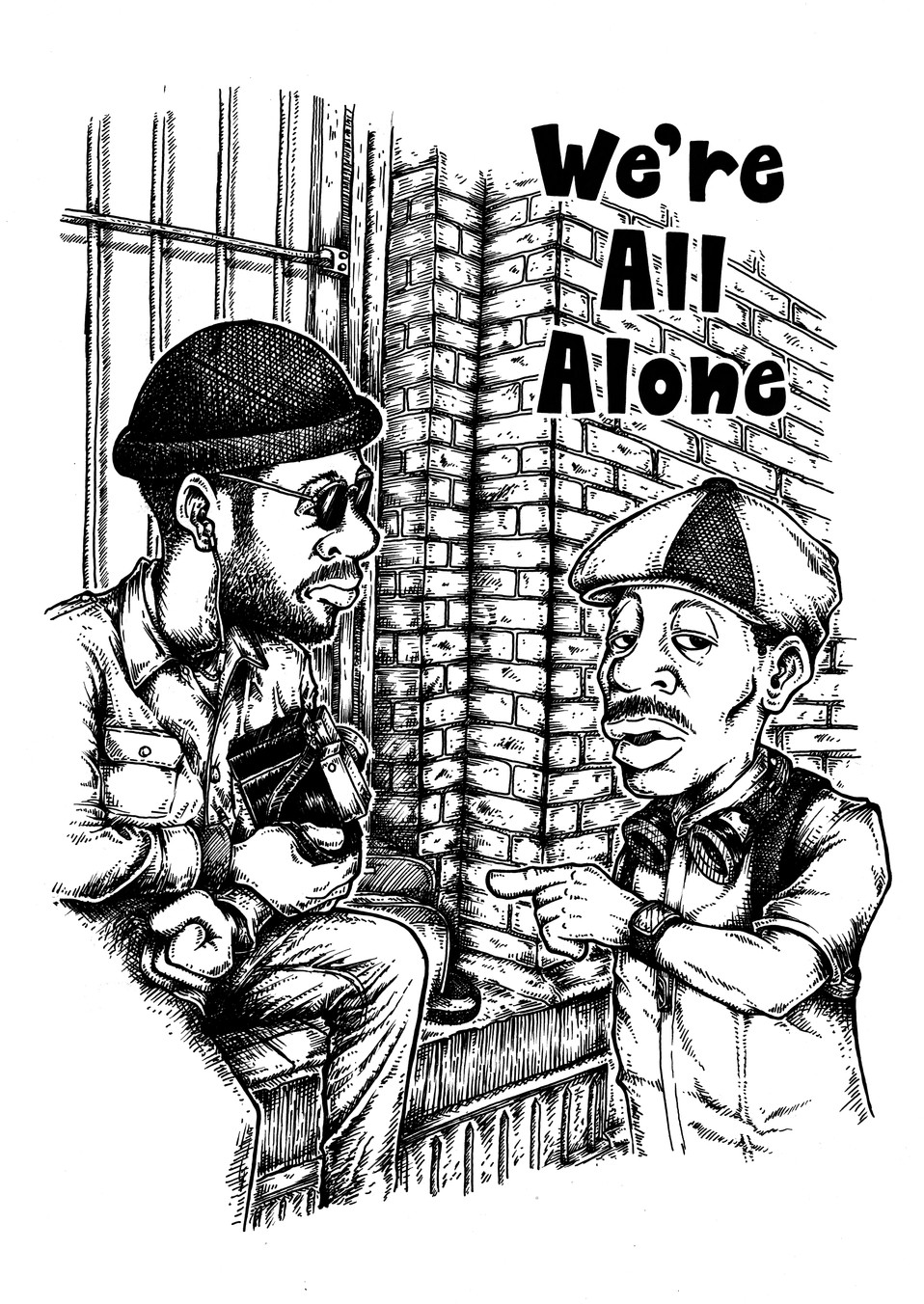 We're All Alone