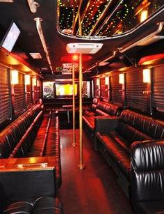 Daytona beach Party Bus