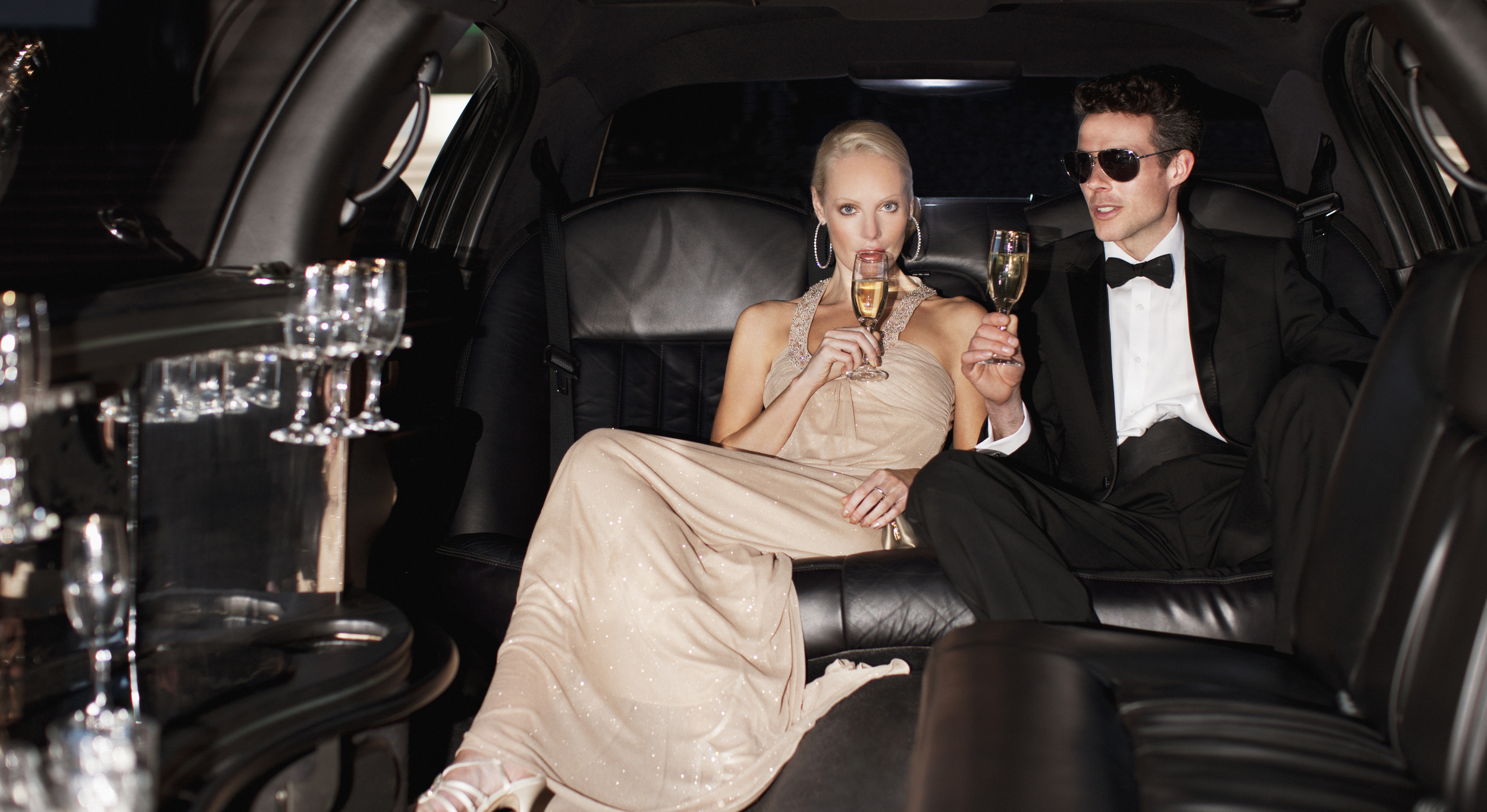 New Years limo