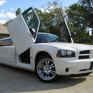 Daytona Beach White Limo