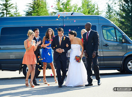 How Much Is A Wedding Limousine?