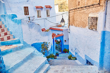 morocco-is-blue-city-chefchaouen-endless