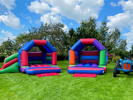 Bouncy Castles - Are they still relevant?
