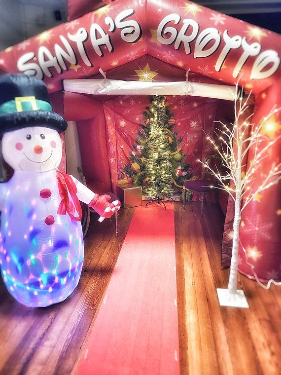 Santas Grotto 1