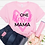 Thumbnail: One Blessed Mama, Ultra Soft Pink Tee