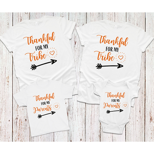 Thankful Tees *Thanksgiving Edition*
