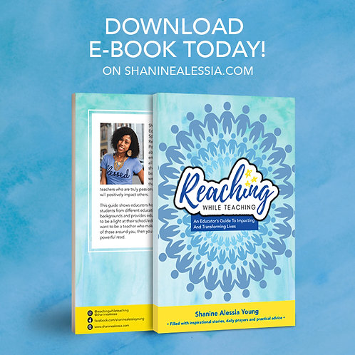Reaching While Teaching Ebook