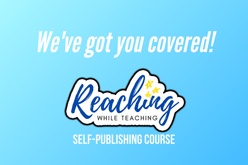 ULTIMATE Self-Publishing Package (Course & Coaching)